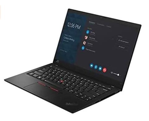 """Lenovo ThinkPad X1 Carbon Ultrabook Gen 7 Core i7 20QES0L900 - Notebook - 14"""""""