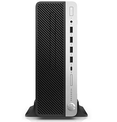 HP ProDesk 600 G4 SFF - Intel Core i5 I5-8500