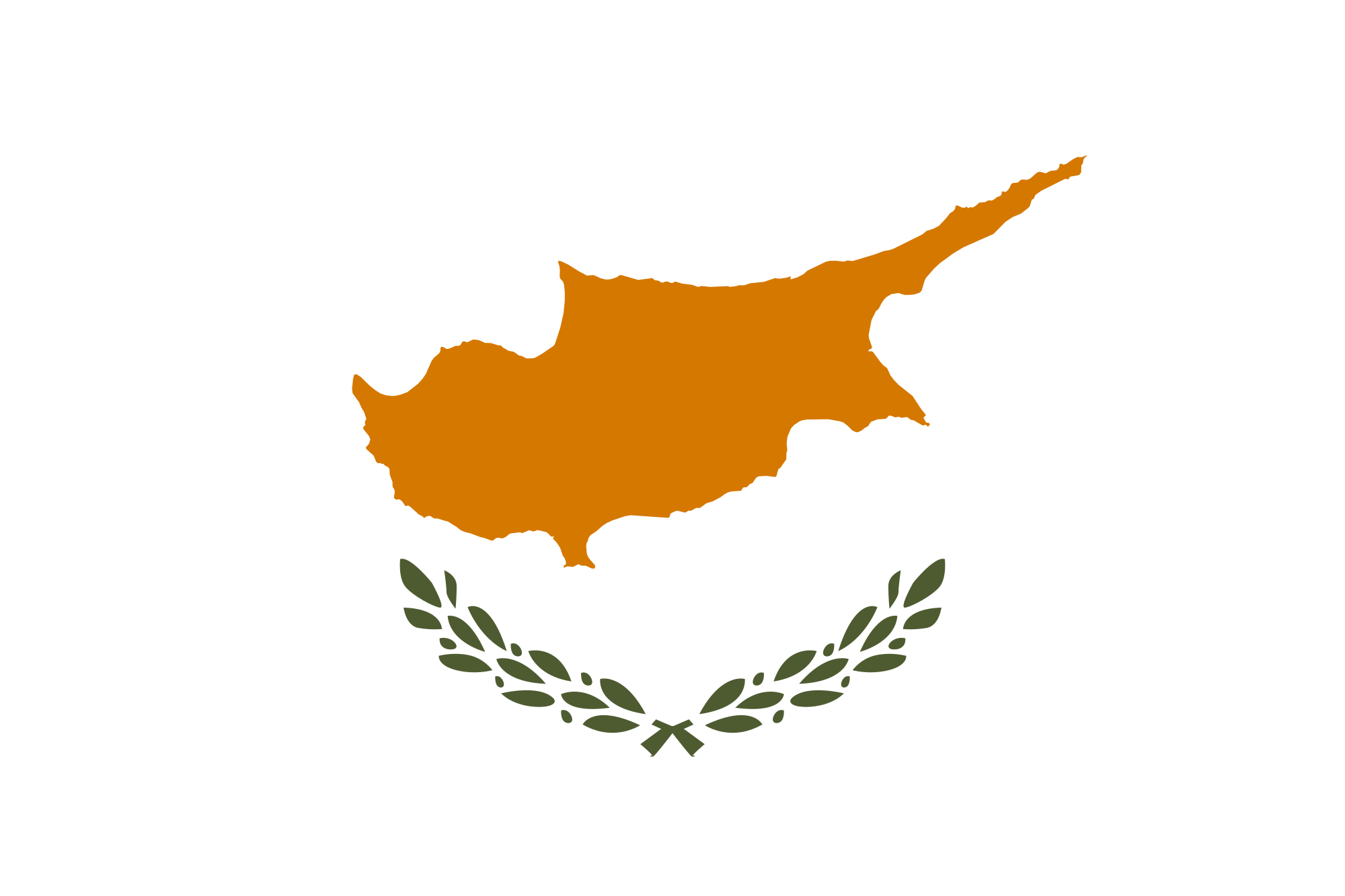 Think Positive Surrogacy Cyprus Flag