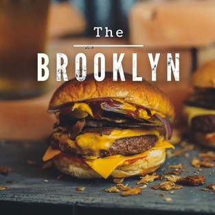 The Brooklyn burger