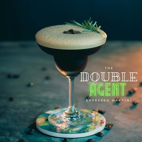 The Double Agent