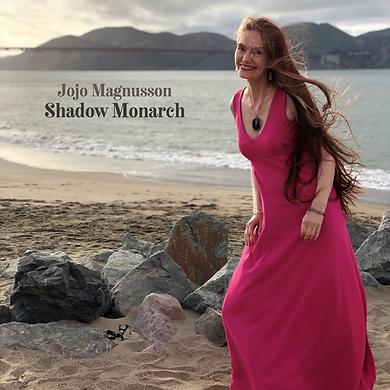 CD Cover Shadow Monarch Jojo Magnusson.p
