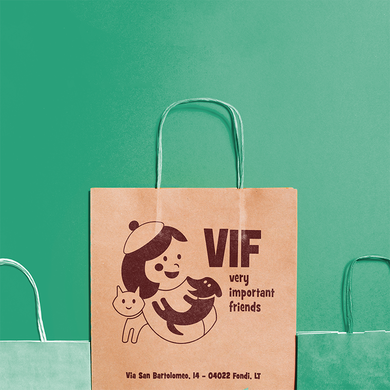 VIF - shopper carta