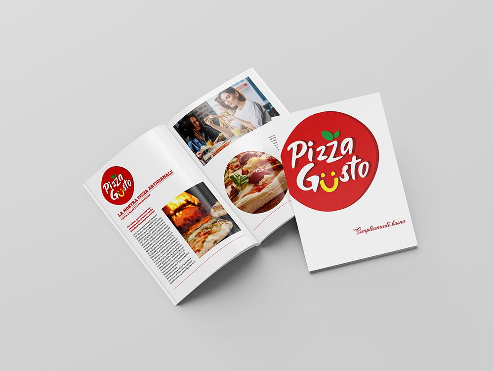 Pizzagusto - Brochure