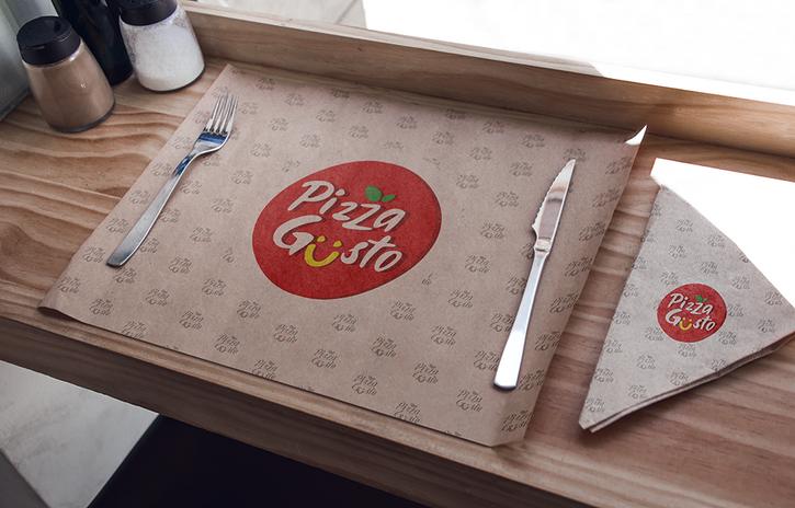 Tovaglietta personalizzata per ristoro