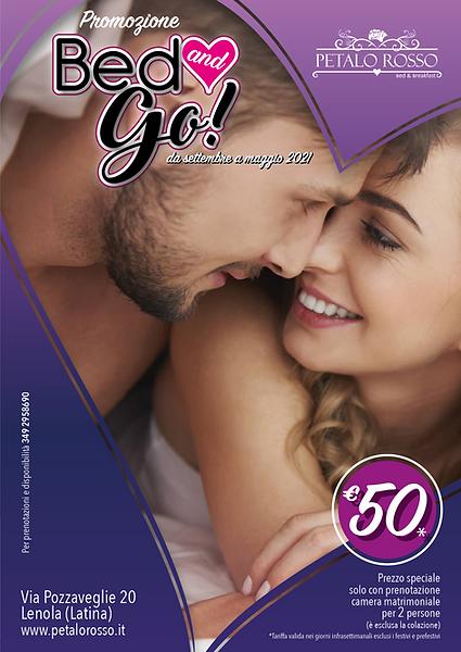 Locandina promo Bed&Go!_Tavola disegno 1