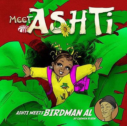 Ashti Meets Birdman