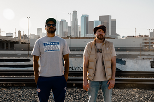 Eso Tre and Subz are L.A. duo Substance Abuse, presenting the RCKLSS ABNDN-directed music video
