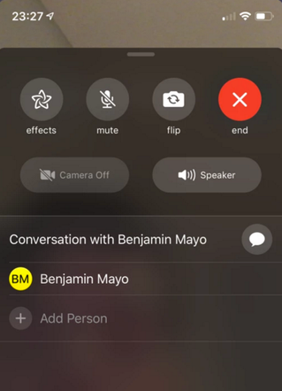Major iPhone FaceTime bug lets you hear the audio of the person you are calling … before they pick u