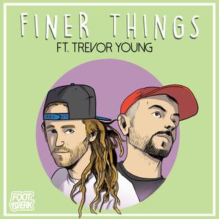 "Footwerk debuts video for ""Finer Things"" on 24Hours Unplugged."