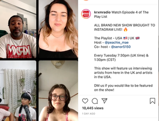 Watch Episode 4 of The PlayList UK Meets US