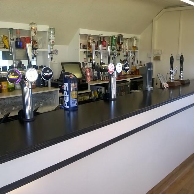 Kennedy Bar at Blackpool CC