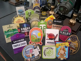 Choice selection of Real Ale