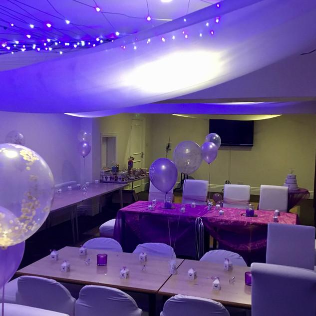 Weddings at Blackpool CC