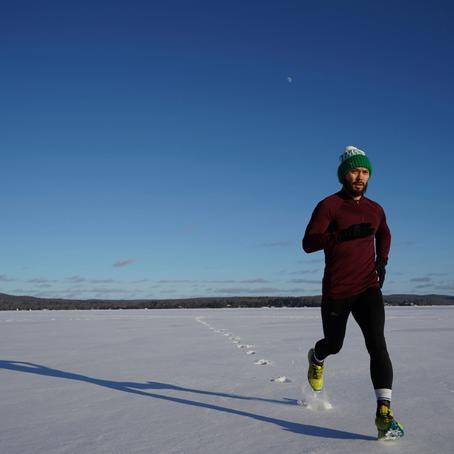 Sport et froid: intégrez la réflexologie à votre pratique sportive