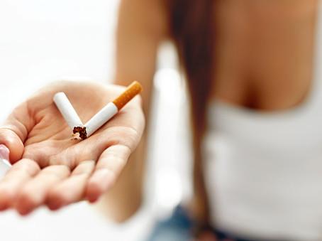 #Mois Sans Tabac : et si on arrêtait de fumer avec l'aide de la réflexologie plantaire ?