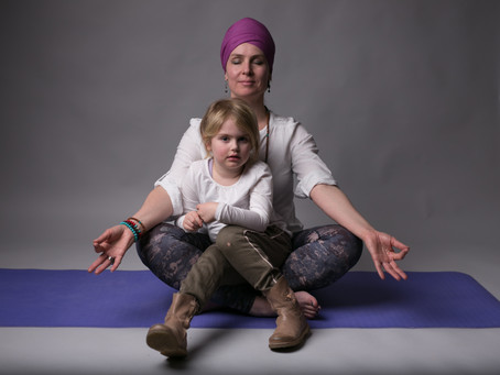 Connected mama: terug bij jezelf met Kundalini Yoga