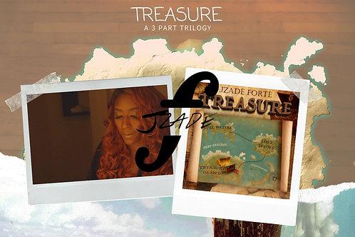 Jzade Forte - Treasure Trilogy Digital EP Bundle