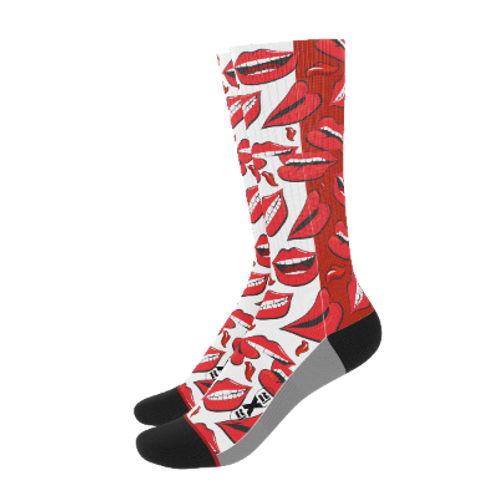 RXR Women's EAT ME SOCKS