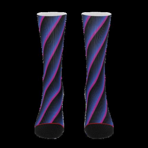 RXR Men's Wave Socks