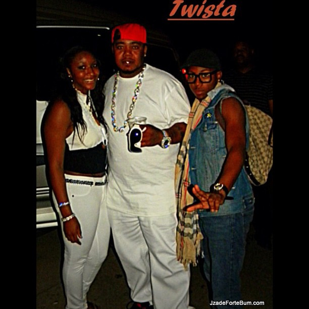 Jzade Forte & Twista 2013 Fort Smith, AR Summer JAM