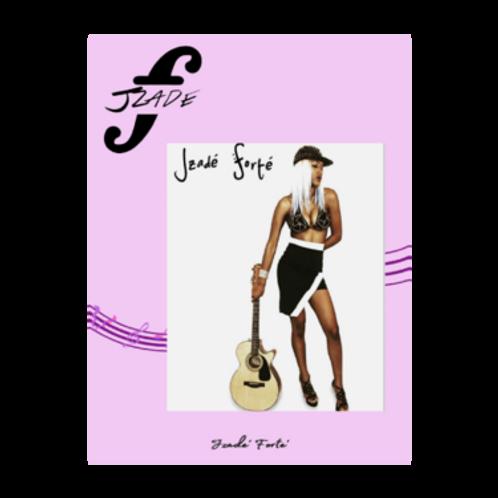 Jzade Forte Poster Pose 11