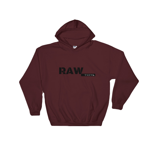 Raw Talent Tv Hoodies Unisex