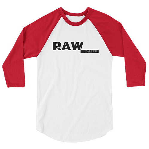 Raw Talent Tv Men's Two Tone Shirt