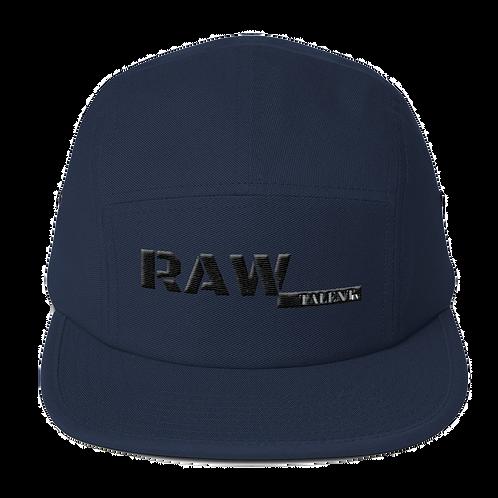 Raw Talent Uni/Sex Tv 5 Panel Hat
