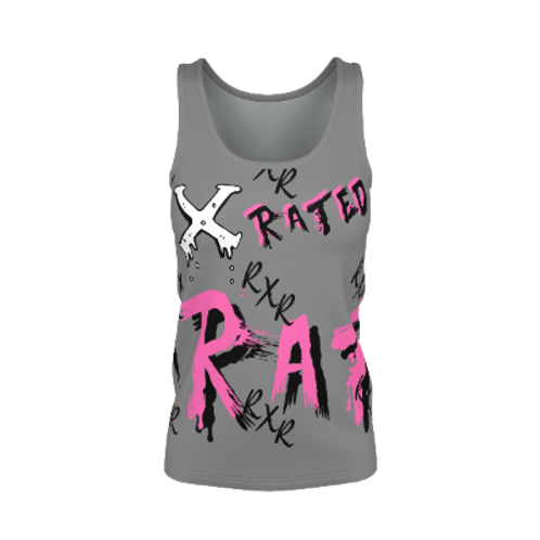 Women's X Rated Tank
