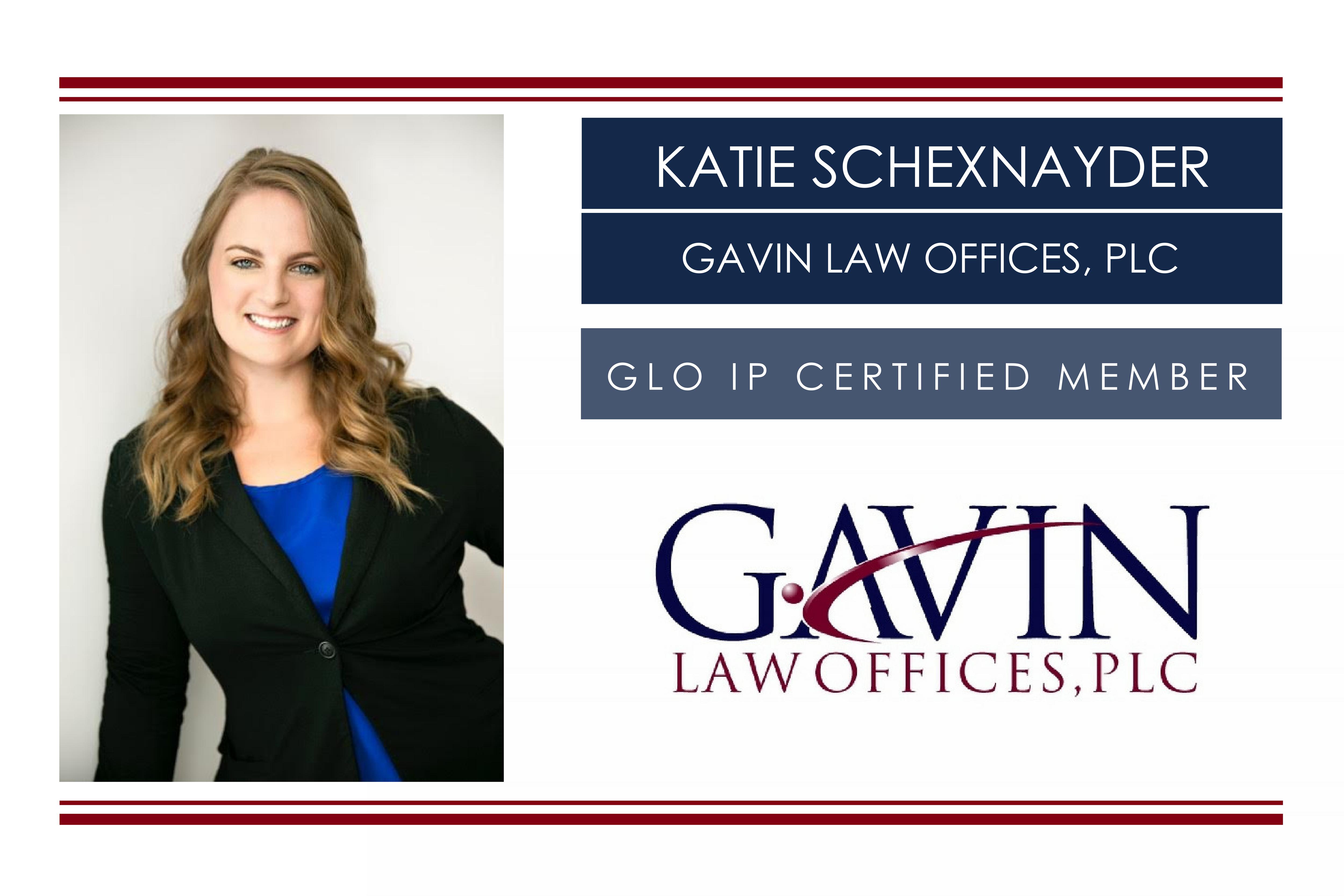 Katie_GLO IP Certified Member (1)