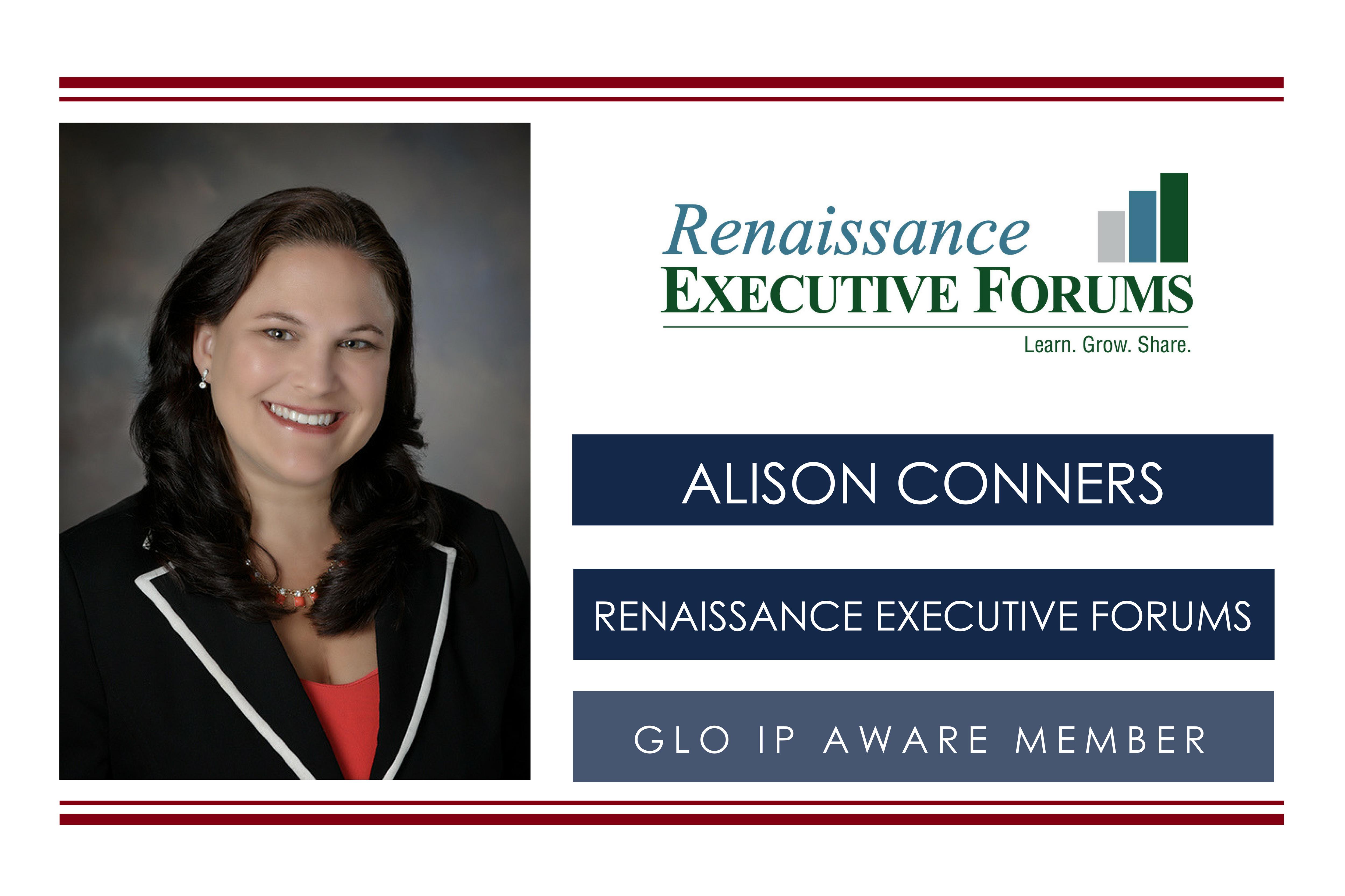 ALISON_GLO IP Certified Member