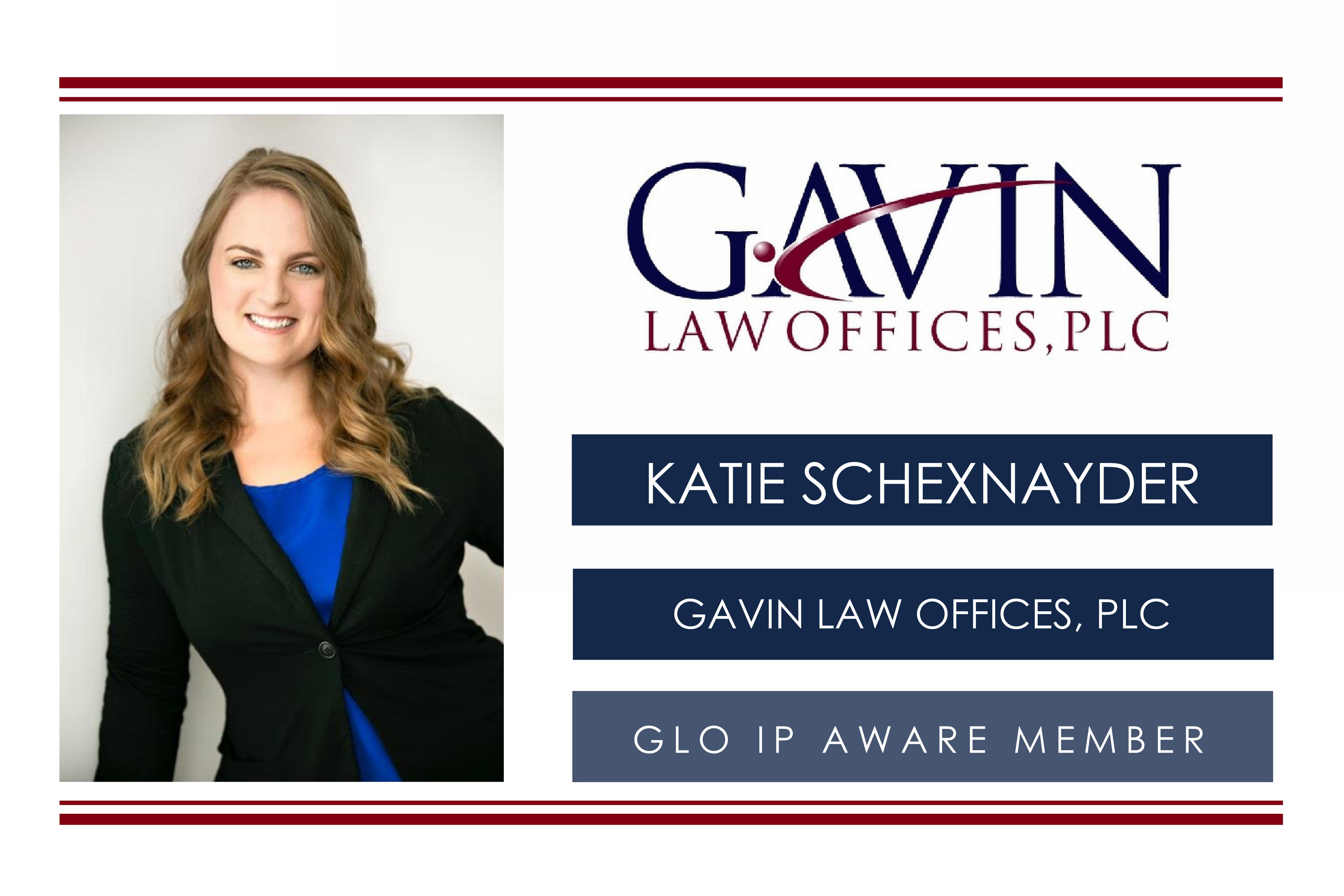 Katie_GLO IP Certified Member