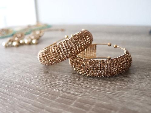 Gold Cuffs