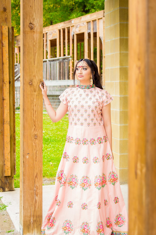 Tamanna - Cancan Gown