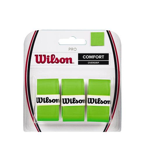 Wilson Pro Overgrip Blade Green (3-Pack)