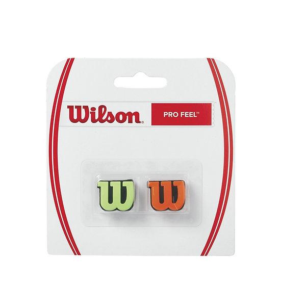 Wilson Pro Feel Dampener (Green/Orange)