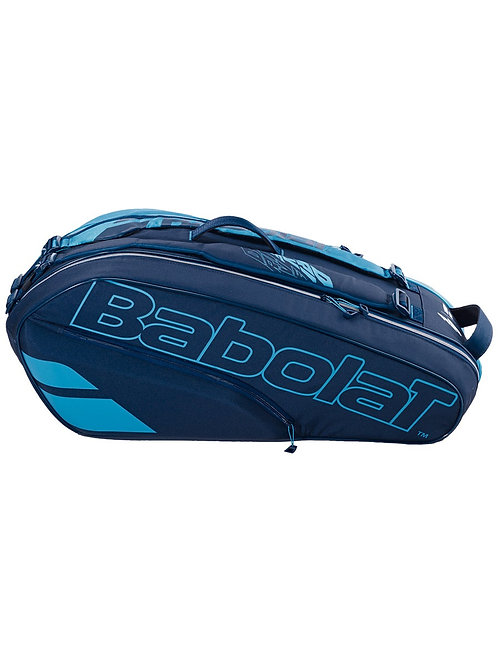 Babolat Pure Drive 2021 6-Pack Bag (Blue)