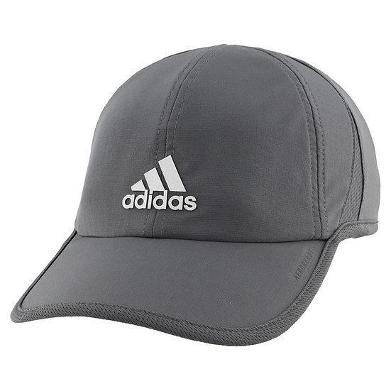 adidas Mens SuperLite Hat - Grey