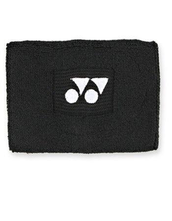 """Yonex 4.5"""" Wristband - Black - Single"""