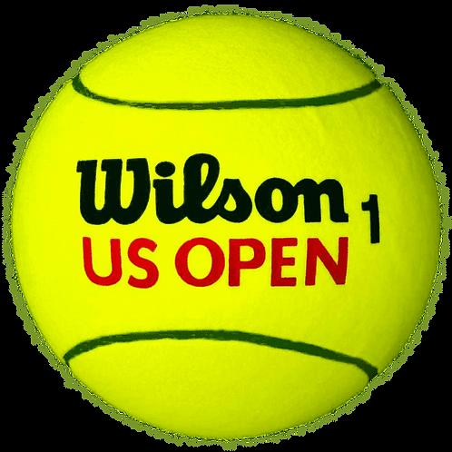 """Wilson US Open Jumbo 12"""" Tennis Ball"""