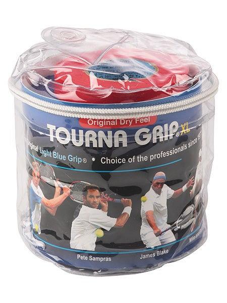Tourna Grip Original XL 30-Pack Blue Overgrip