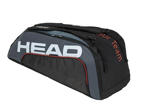 Head Tour Team 9R Supercombi Bag (Black/Grey)