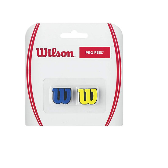 Wilson Pro Feel Dampener (Blue/Yellow)