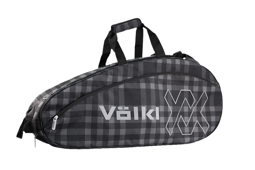 Volkl Team Combi Bag (Black/Plaid)