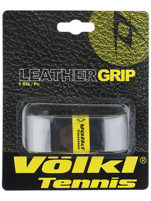 Volkl Leather Replacement Grip Black