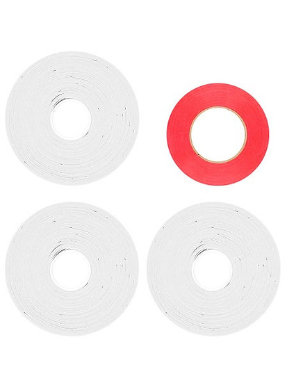 Tourna Tac XL 30-Pack White Overgrip