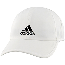 adidas Mens SuperLite Hat - White