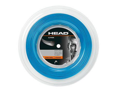 Head Lynx Reel (Blue-200M)