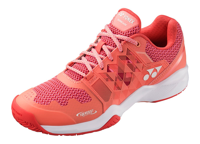 Womens Yonex Sonicage (Coral Pink)
